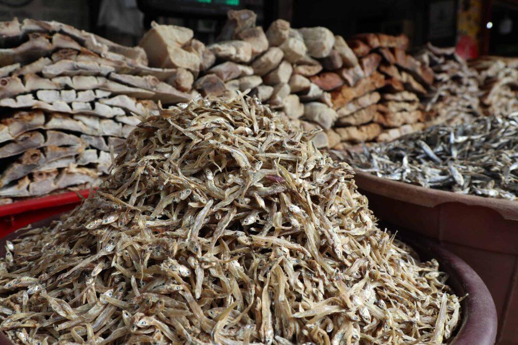 Sri Lanka Negombo markt