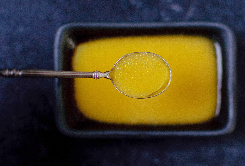 Dressing sinaasappel & mosterd