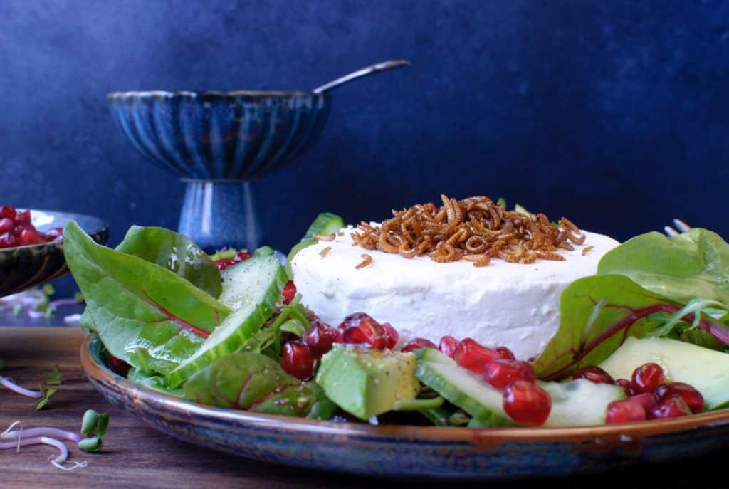 Salade wormen