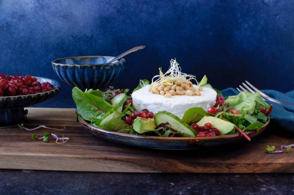 Salade pijnboompitten