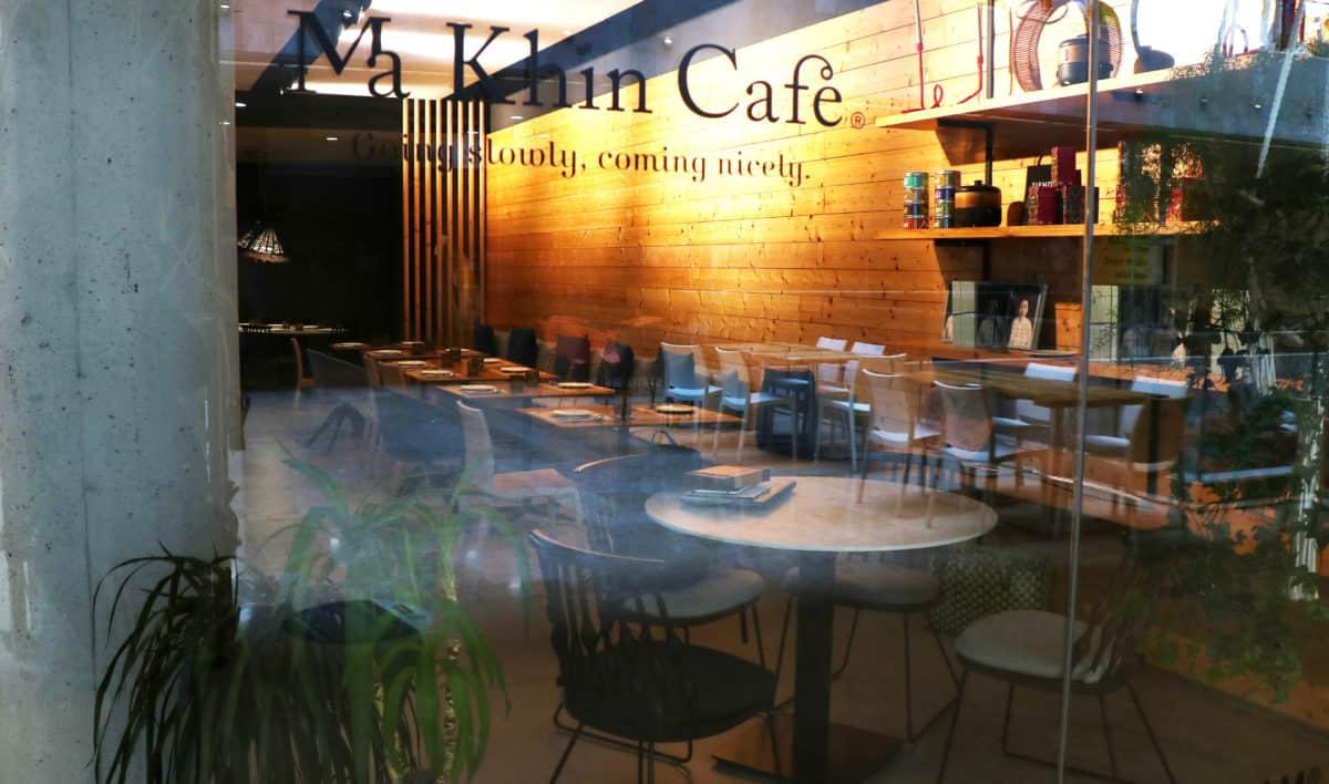 Valencia Ma Khin Cafe