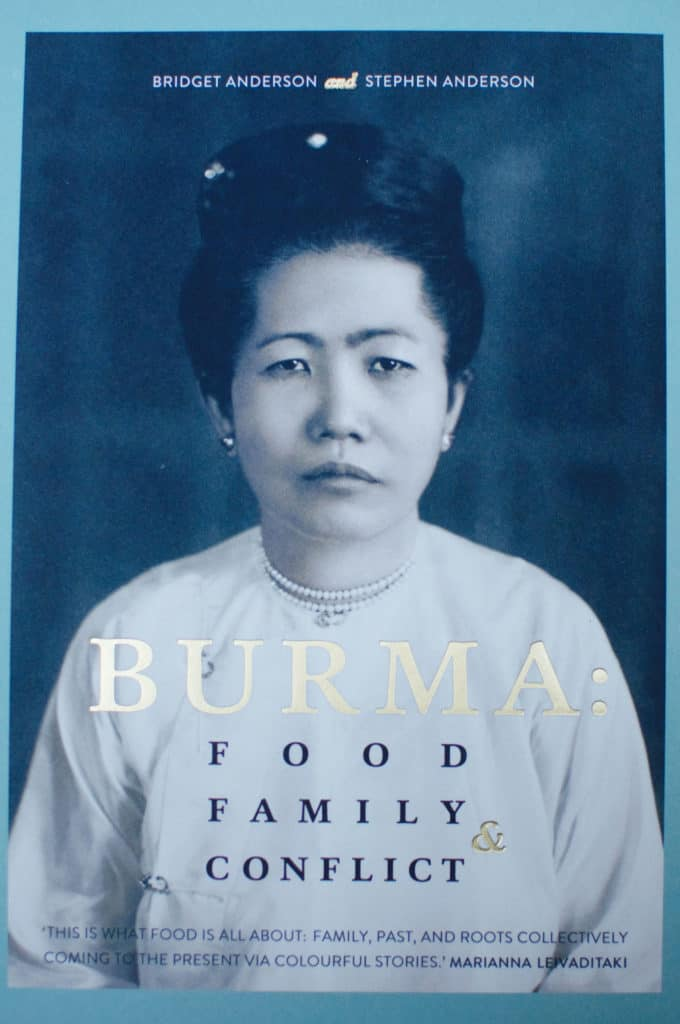 Burma, food family & conflict
