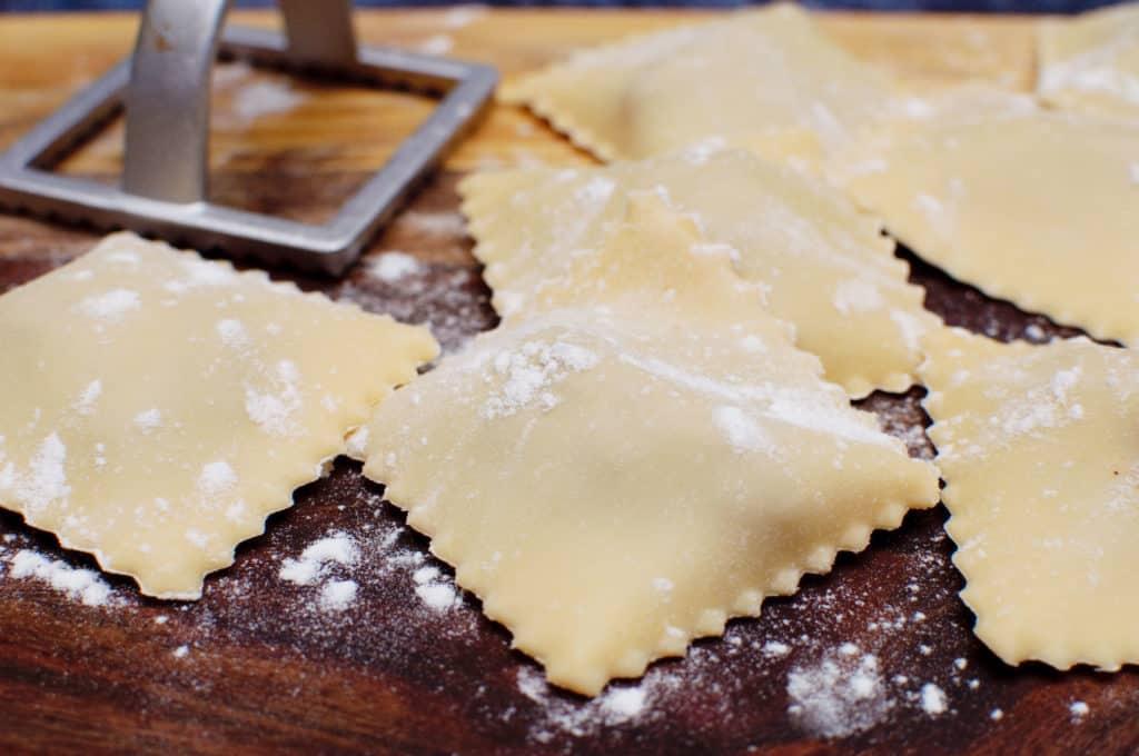 Zelf ravioli maken