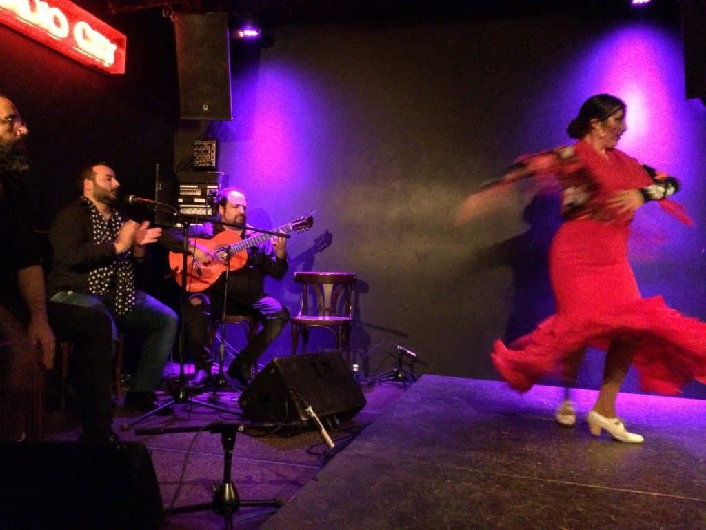 Radio City Flamenco Valencia