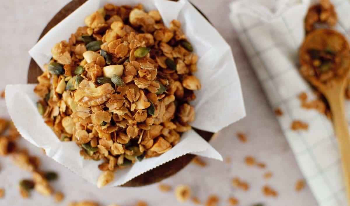 Granola 7 granen & noten