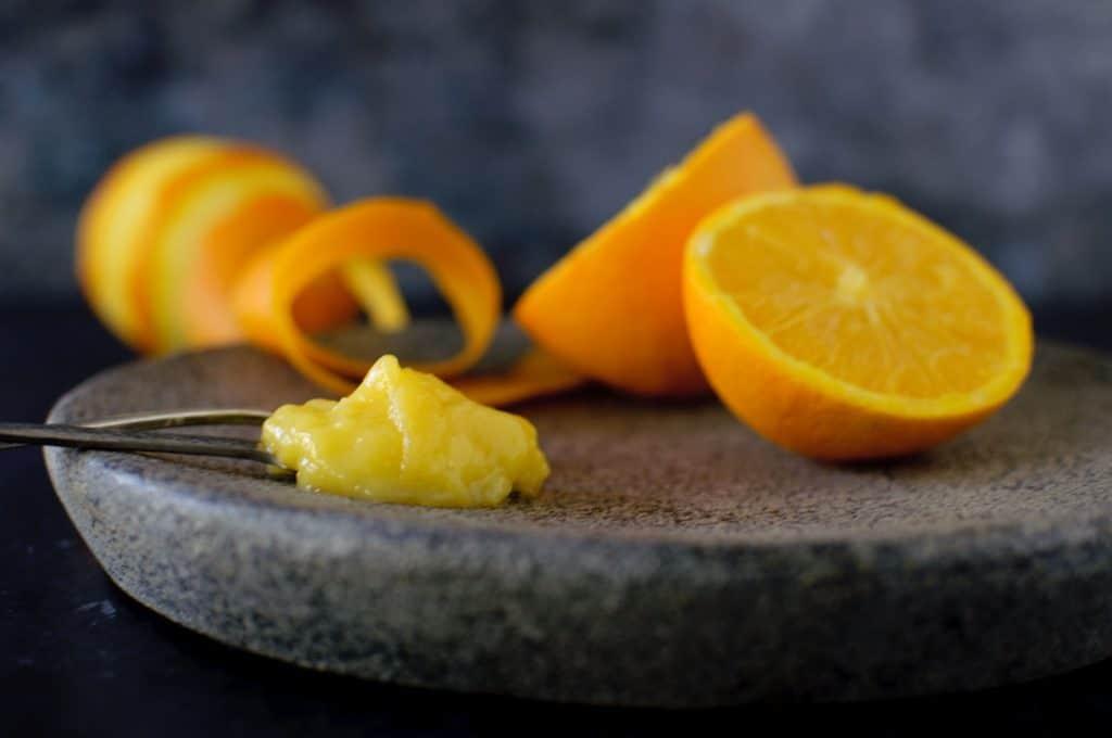 Sinaasappelcurd fris & veelzijdig