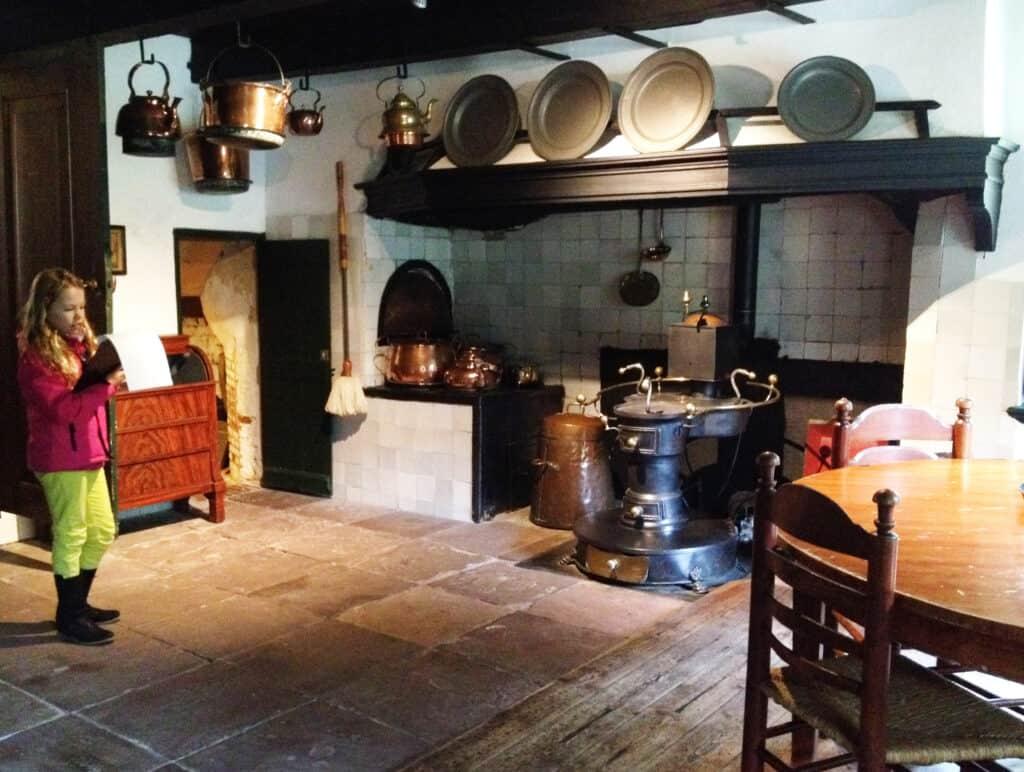Keuken Fraeylemaborg