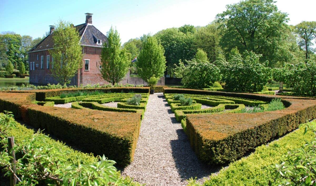 Groningen borg Verhildersum