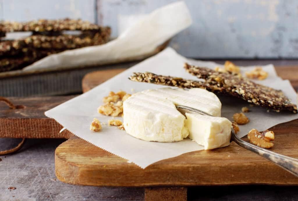Crackers kaas noten & honing