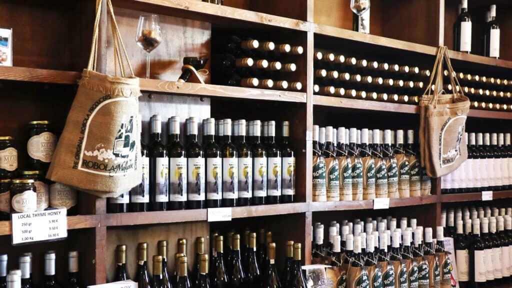 Robola Winery Kefalonia