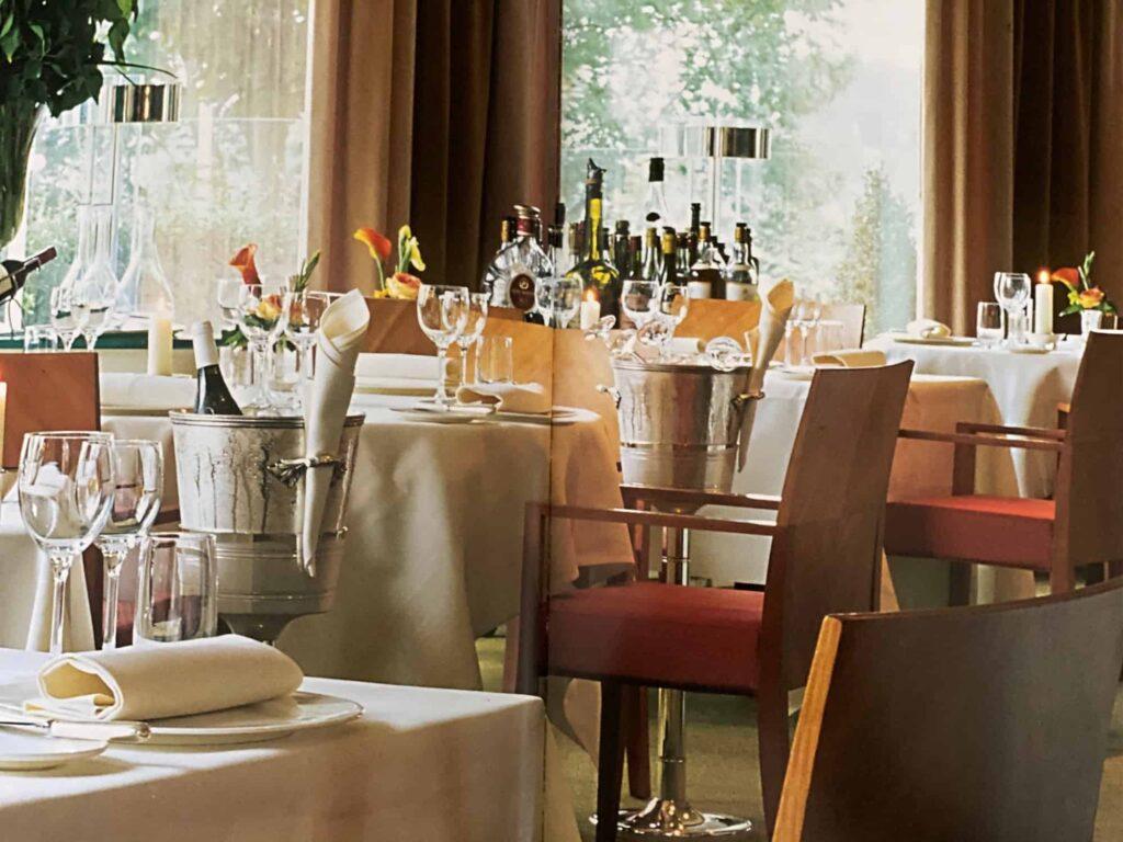Cees Helder, Restaurant Parkheuvel