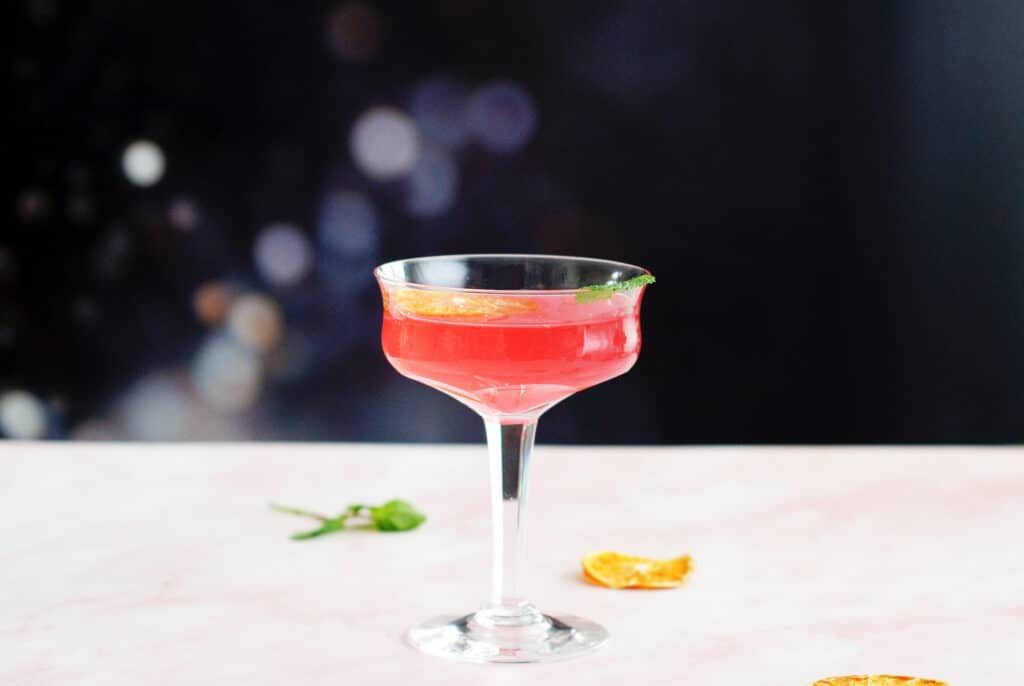 Cocktail Prosecco Grand Marnier