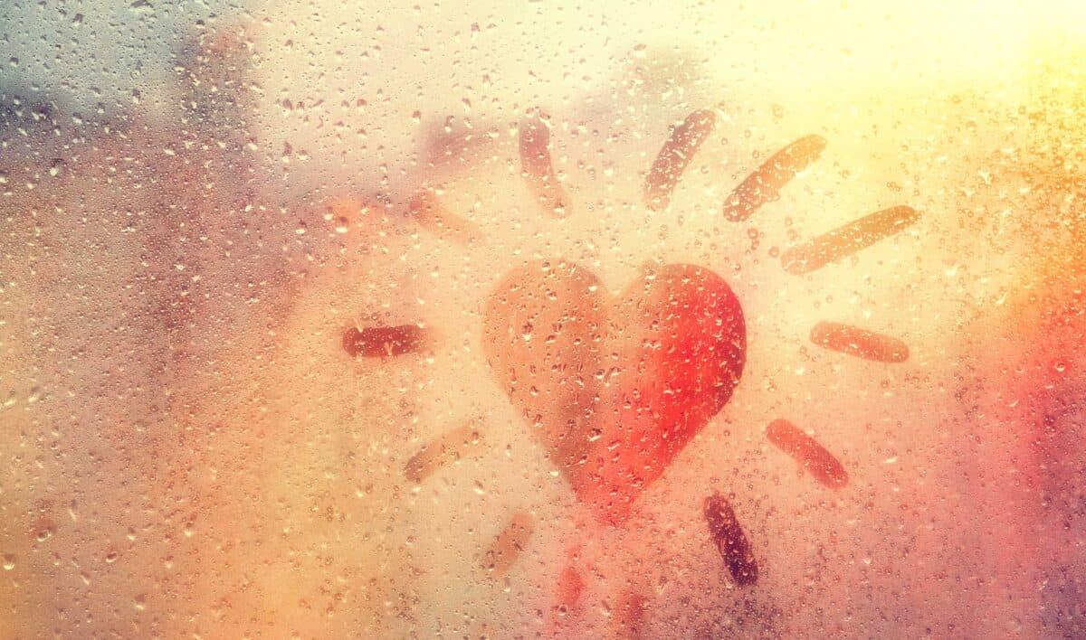 Valentijn geheime liefde & gele rozen