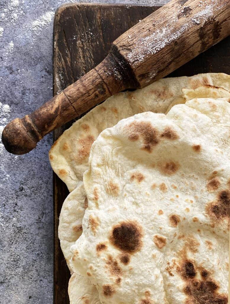 Platbrood zelf maken