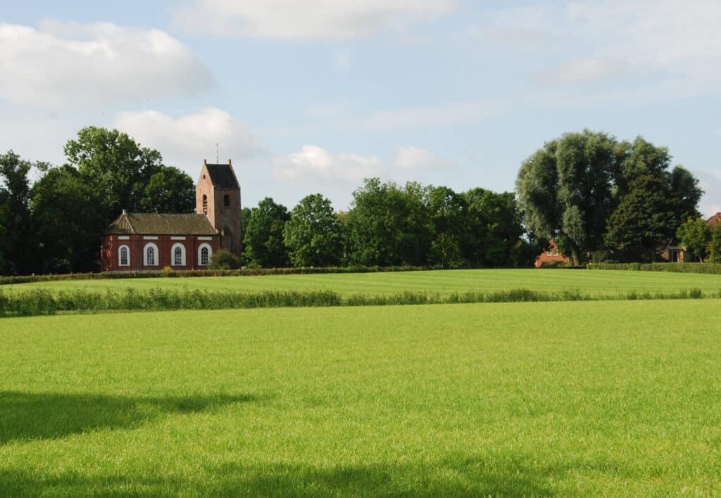 Kerkjes in Groningen