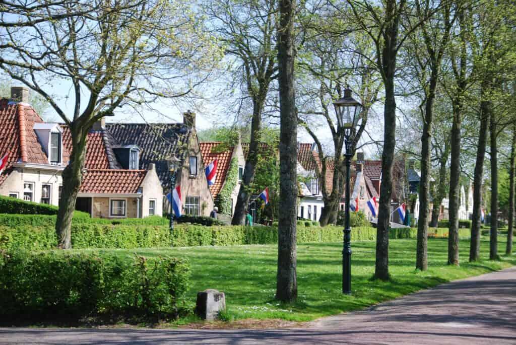 Fietsen op Schiermonnikoog