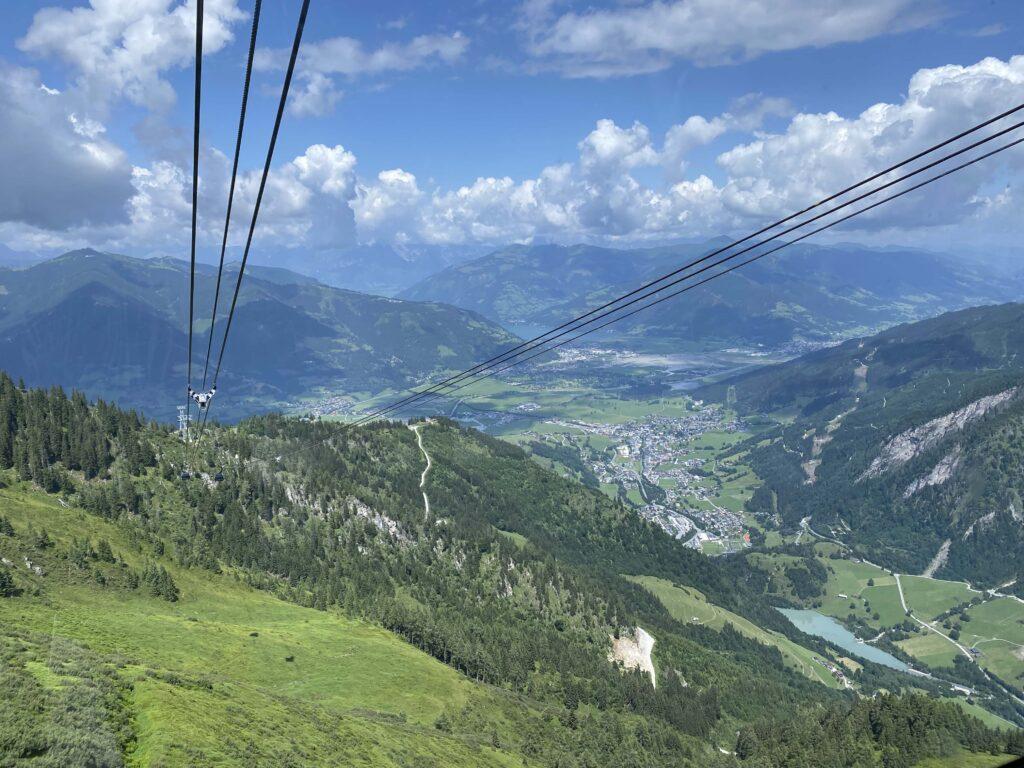Oostenrijk Kitzsteinhorn per gondel